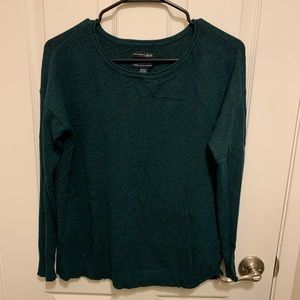 Soft Teal American Eagle women's sweater (m)